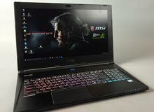 MSI Ghost GS 60 Gaming Laptop