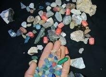 احجار متنوعه