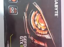 كرت جرافيك GTX1060 6G للبيع