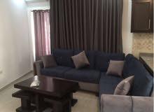 Tla' Ali neighborhood Amman city - 110 sqm apartment for rent