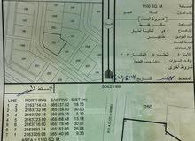 للبيع ارض سكنية كبيرة ممتازة في الدقم  مخطط 60 قريبة من الشارع العام