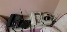 2 هاتف أرضي للبيع