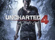 لعبة Unsharted 4