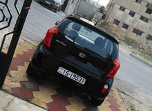 Kia Picanto 2013 For sale - Black color