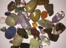 مجموعة احجار كريمة مميزة