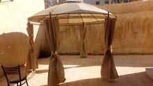 خيمة حدائق دائرية قطر 3 متر و40 سم مستعملة