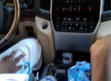 سياره تويوتا (لاند كروزر) صالون