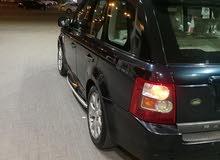 للبيع رنج روفر2008 سبورت  HSE وكالة عمان