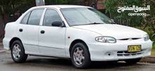 Hyundai Accent 1996 For sale - White color