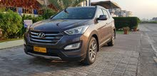 Gasoline Fuel/Power   Hyundai Santa Fe 2014