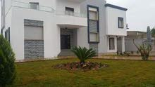 Sidi Khalifa neighborhood Benghazi city - 350 sqm house for sale