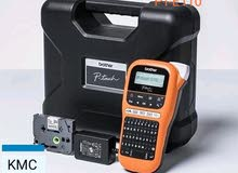طابعه ملصقات برازر Brother Label Printer PT-E110