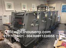 ماكينة طباعة هايدلبرج جى تى او 5 لون