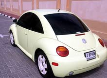 Beetle 2001 in perfect condition