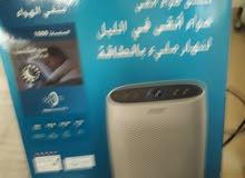 للبيع جهاز منقي هواء فيليبس جديد استعمال مرة واحدة السعر 60 دك