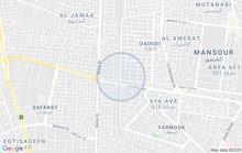 شقه الايجار المنصور الداودي شارع اسيا سيل طابق اول