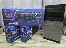 """3 Gaming Mechanical Keyboards with Dell """"Case and Power supply"""""""