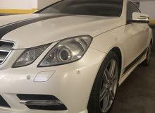 Mercedes E350 Coupe, V6