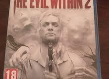 دسكه the evil withen 2 للبيع