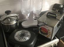 4 قطع من ادوات المطبخ