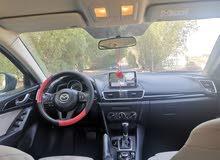مازدا 3 موديل 2015 للبيع