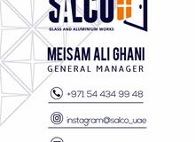 Salco glass & aluminium works