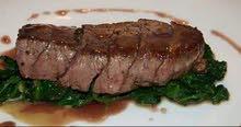 لحم النعام