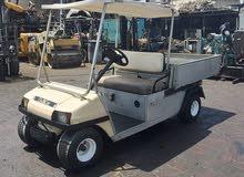 club car golf car carryall