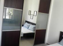 شقة صغيرة مفروشة للايجار عبدون