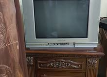 TV PANASONIC AND RECEIVET IN GOOD CONDITION