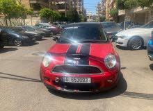 mini cooper S turbo red color  super clean