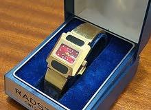 ساعة يد نسائية نادرة وارد الخارج,بحالة ممتازة,اوتوماتيك