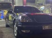 لكزس LS430موديل2002