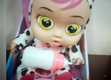 crying bady doll