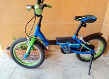 Advanced Giant brand kids unisex 16in bike in perfect condition for sale