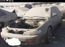 SCRAP Toyota Camry 1995 model without engine for sale