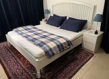 سرير ايكيا IKEA قياس king size