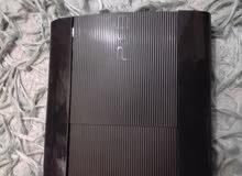 جهاز بلايستيشن 3 سوبر سلم نضيف جدا مع يده وأغراضه كاملة 320عليه 45 لعبة