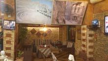 مطعم للبيع بعمان وسط البلد بالقرب من المدرج الروماني