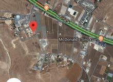 دونم للبيع في السلط حوض السرو الجنوبي مقابل جامعة عمان الأهلية خلف الترخيص