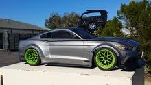 Mustang 2015 concept Rc  سيارة التحكم عن بعد hpi
