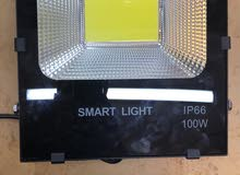 كشافات LED فعلي