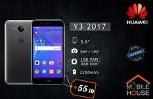 هواوي y3 2017 بسعر مميز + كفالة 4 سنين