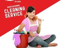 SCRUBS CLEANING, DOHA QATAR