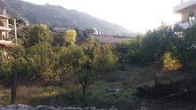 ارض للبيع  على طريق جبال الأربعين