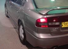 Gasoline Fuel/Power   Subaru SVX 2001