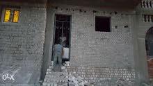 عقار مكون من طابقين مساحة 110 متر شارع المدرسة بكدوان