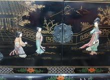 بوفية يابانية انتيكة قديمة جدا للبيع