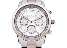 ساعة اكسسوار نسائية جديدة اصلية من المصدر لندن ماركة ليبسي لندن الشهيرة