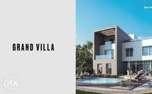 امتلك grand villa في الشيخ زايد بالتقسيط قدام كمبوند الربوه